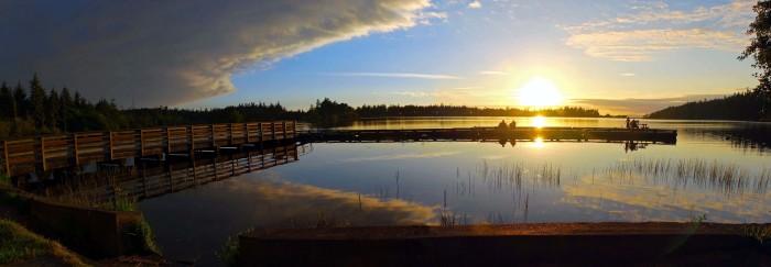 6. Cranberry Lake - Oak Harbor, Deception Pass Park