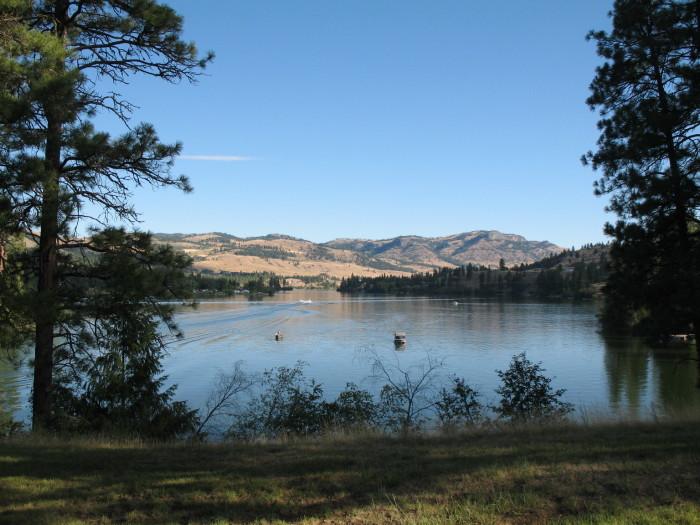 3. Curlew Lake State Park - Republic