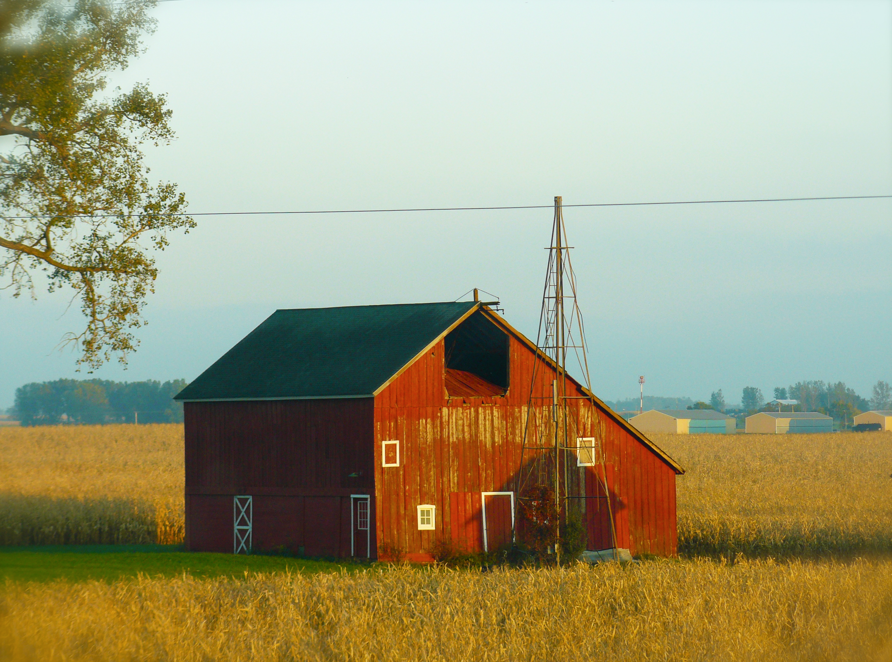 Beautiful Old Barns In Minnesota