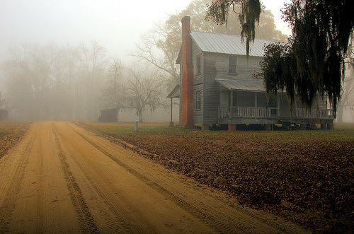 3) Long County, GA Jones Creek Wefanie Area Henry Walcott Farmhouse