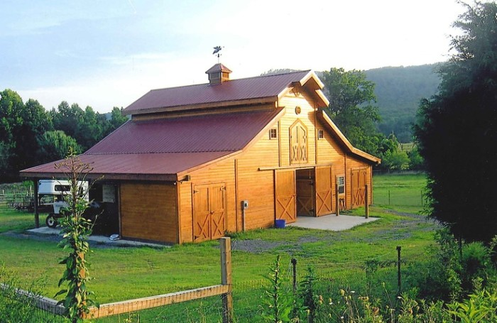 8) Barn Pros Teton 36 in Dalton, Georgia