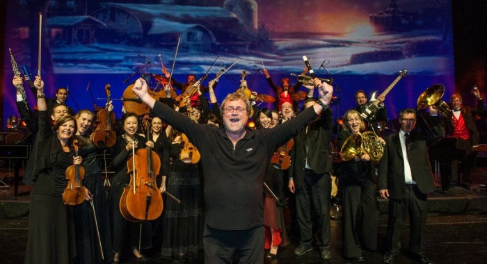Mannheim Steamroller Musician Chip Davis, Moved to Omaha in the 1970s