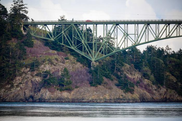 6. Deception Pass Bridge