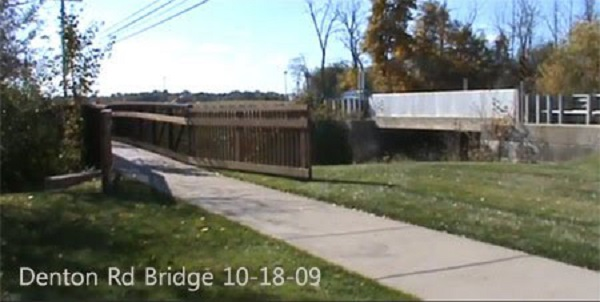 5) Denton Road Bridge, Belleville