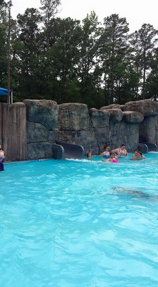 10. Diamond Springs Water Park