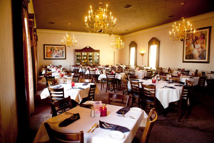 6. The Landmark Restaurant, Mesa