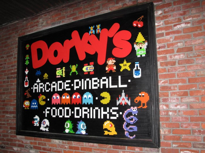 """3. If you're not up for roller skating, you can still sense that warm """"old-school crush"""" feeling at Dorky's Arcade in downtown Tacoma!"""