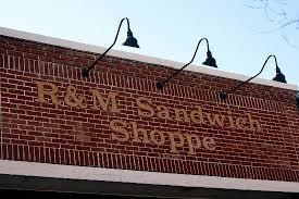 8) R & M Sandwich Shop- 117 W Main StCanton, GA 30114