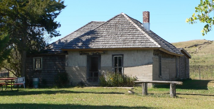 Dowse Sod House, Comstock
