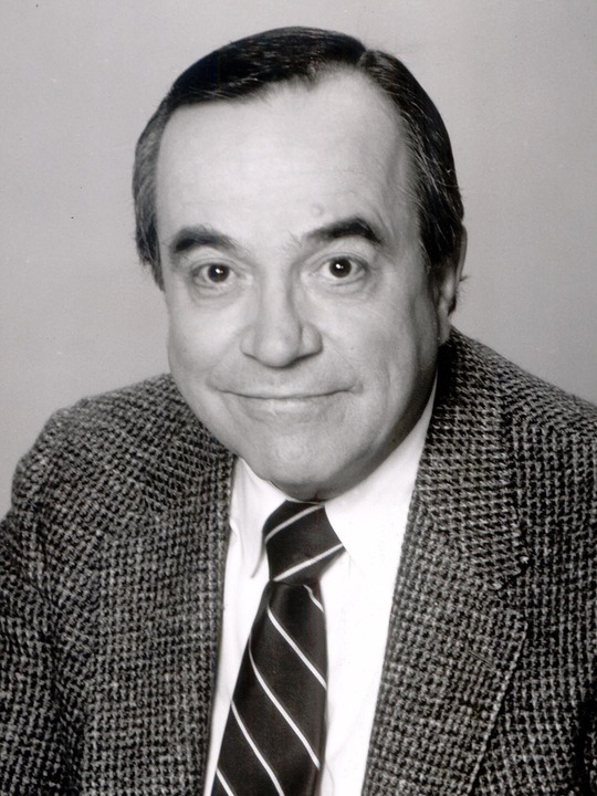 Actor David Doyle, Bosley on the Television Show Charlie's Angels, Born in Omaha in 1929