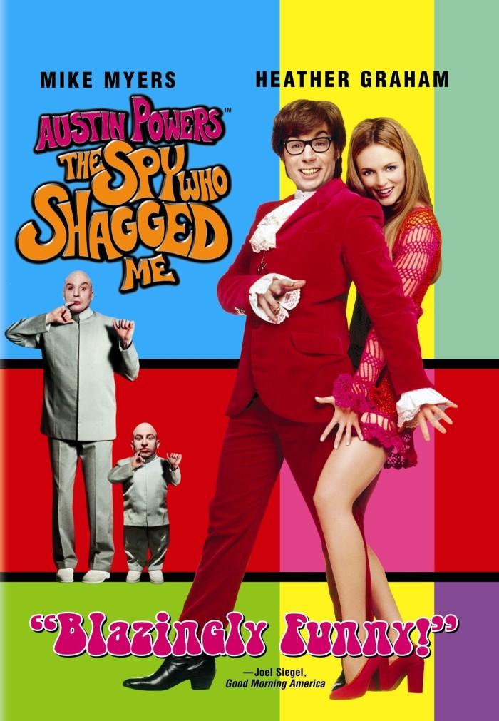 """""""Austin Powers: The Spy Who Shagged Me"""", 1999"""