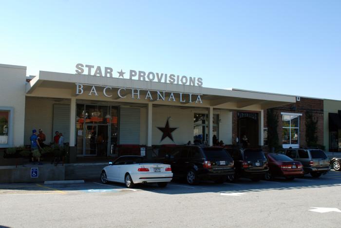 1) Star Provisions -1198 Howell Mill Rd NWSte 100Atlanta, GA 30318