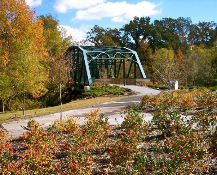 9. Greene Street Bridge, Greenville