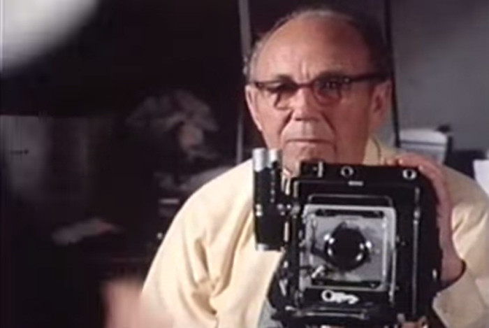"Harold Eugene ""Doc"" Edgerton, Inventor of the Strobe Light and Stroboscopic Photography, Born in Fremont in 1903"