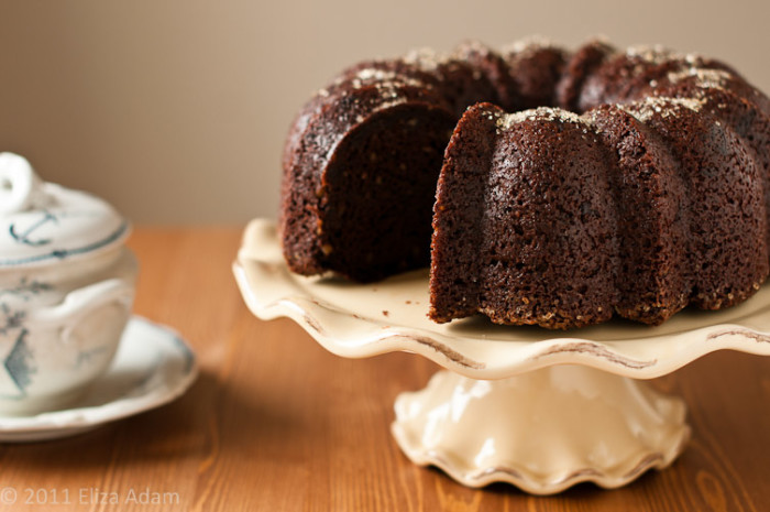 6 The bundt pan from Nordic Ware.