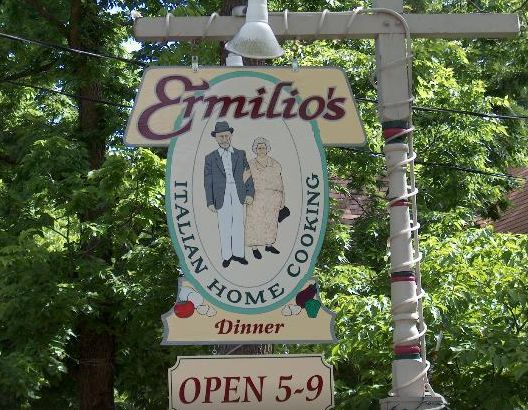 3. Ermilio's Italian Home Cooking: Families looking for a meal outside standard Southern fare will enjoy the casual dining experience of this award winning restaurant. Come for a Father's Day dinner in a cozy Victorian home setting!