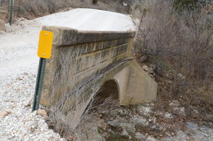 18. Evansville-Dutch: This historic bridge is located in rural western Washington County, Arkansas.