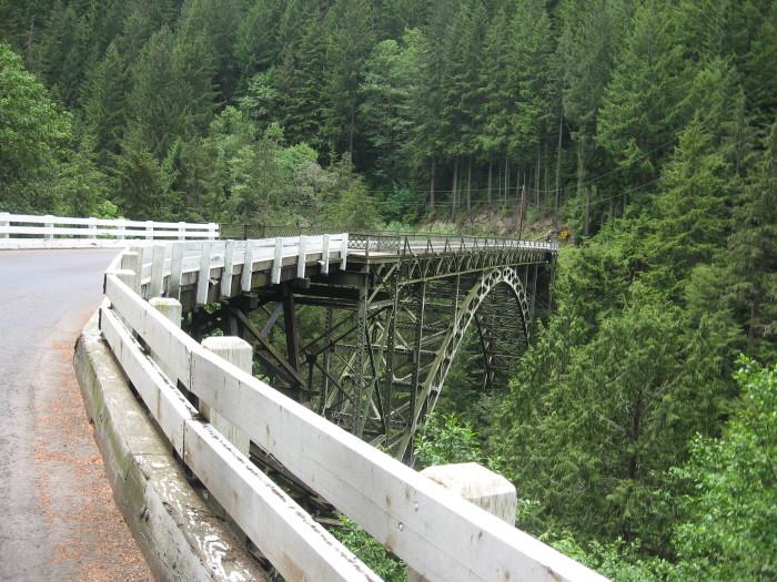 8. Fairfax Bridge