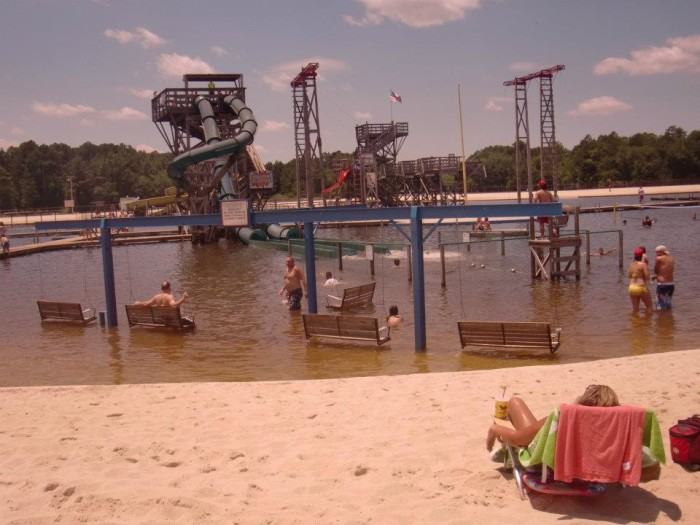 5. Fantasy Lake Water Park, Hope Mills