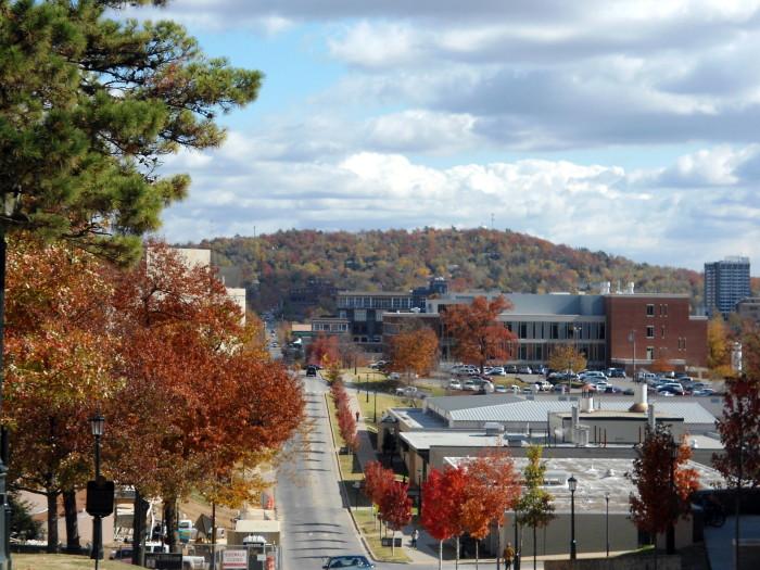 2. Fayetteville