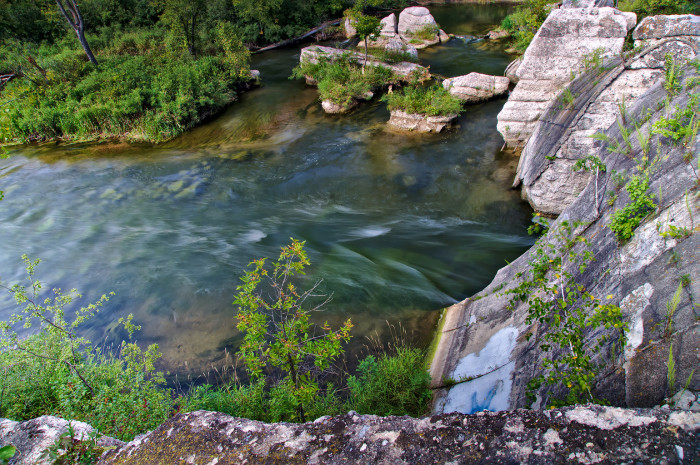 15 Hiking down the Otter Tail River will give you the unique opportunity to stop at Broken Down Dam in Fergus Falls.