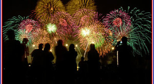 7 Epic Fireworks Shows In North Carolina That Will Blow You Away This Year