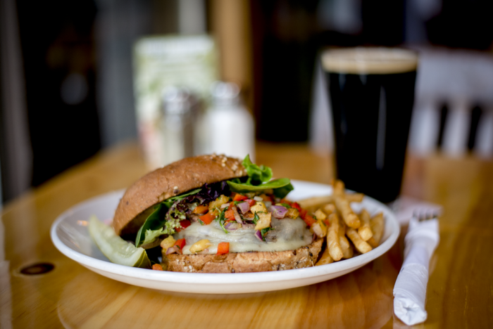 4. Fitger's Brewhouse in Duluth.