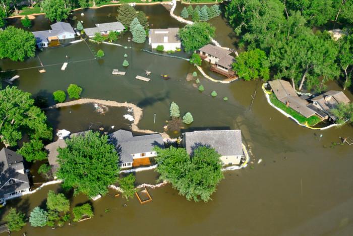 6) Flooding