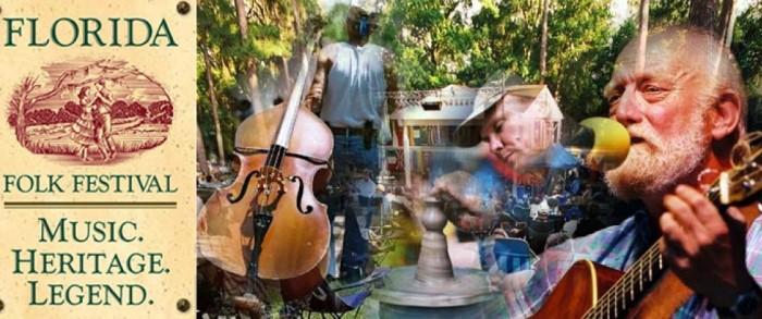 9. Florida Folk Festival