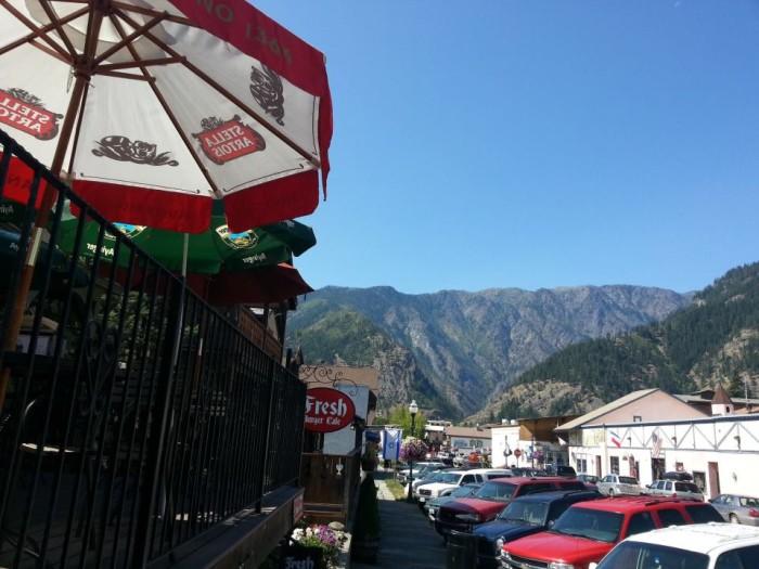 5. Fresh Burger Cafe - Leavenworth