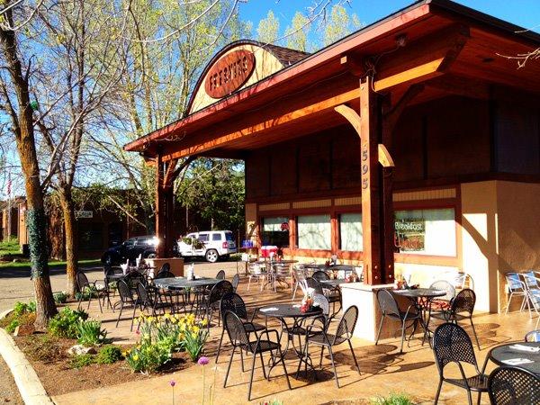 8.) Freshies Restaurant (Steamboat Springs)