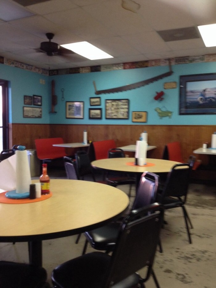 10. Frozen Delite: This Searcy, Arkansas eatery features excellent shakes as well as burgers and fries on the menu.