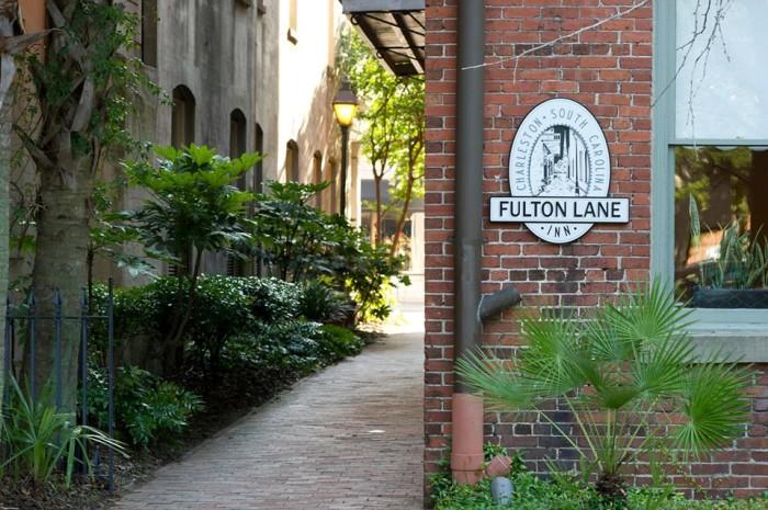 4. Fulton Lane Inn, Charleston, SC
