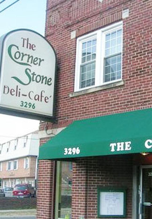 4) The Cornerstone Deli Cafe (Columbus)