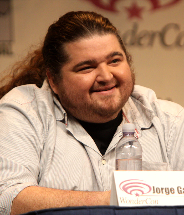 Jorge Garcia, Actor and Comedian, Born in Omaha in 1973