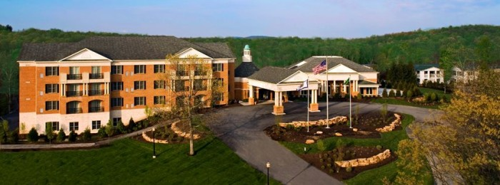10. The Resort at Glade Springs