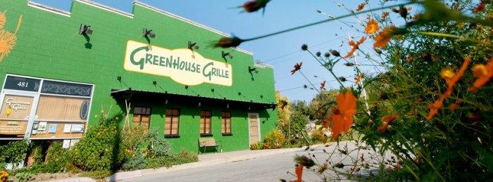 4. Greenhouse Grille