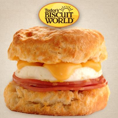 8. Or have a Tudor's Biscuit