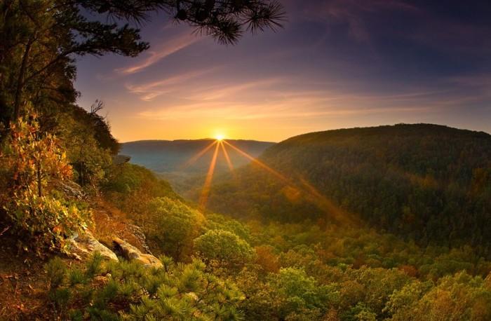 2. Hawksbill Crag Sunrise