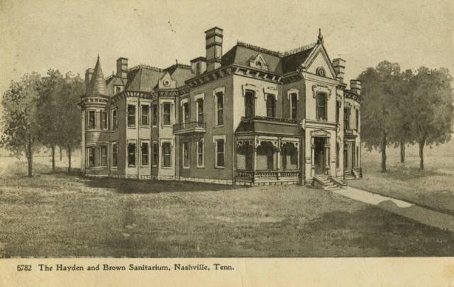 Hayden and Brown Sanitarium