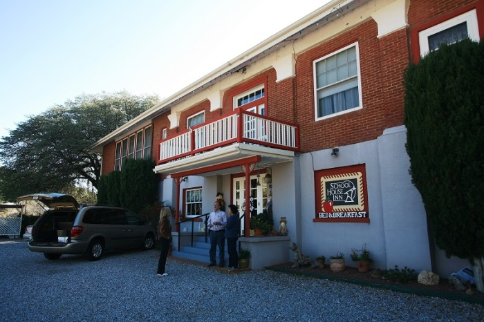 8. Schoolhouse Inn Bed & Breakfast