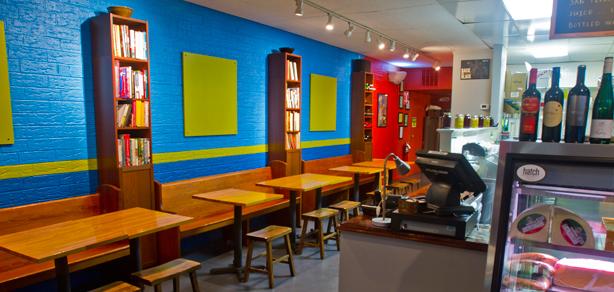 8. Hatch Sandwich Bar, Hickory