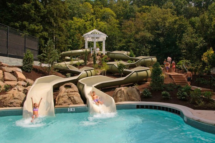 11. Allegheny Springs at the Omni Homestead Resort, Hot Springs