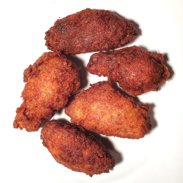 4) Hot Chicken