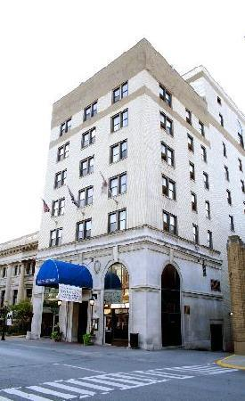 4. The Hotel Morgan in Morgantown