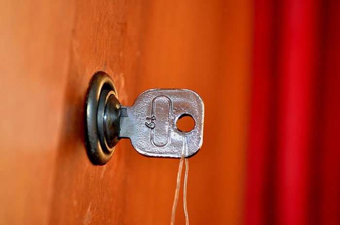 1. You have no idea where your house key is because you've never locked your front door.