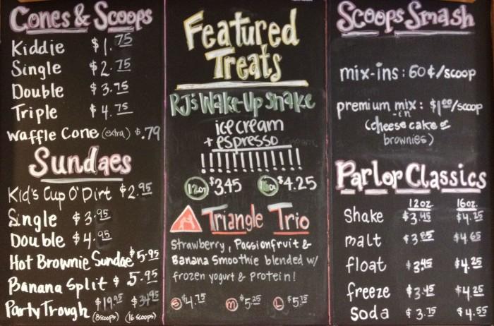 4. Scoops Ice Cream & Espresso, Payson