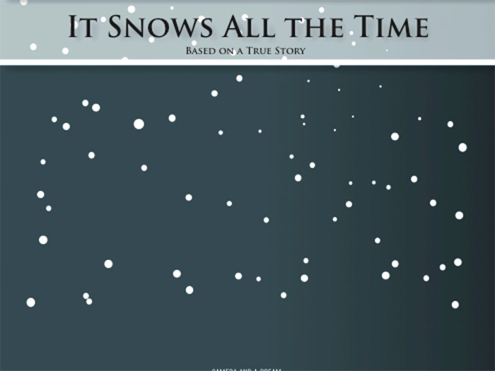 It Snows All the Time, 2015 - Filmed Mostly in Omaha