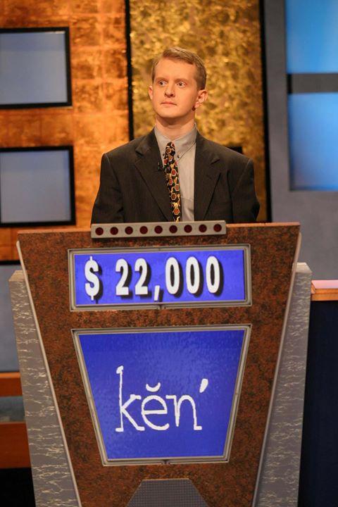 9. Ken Jennings