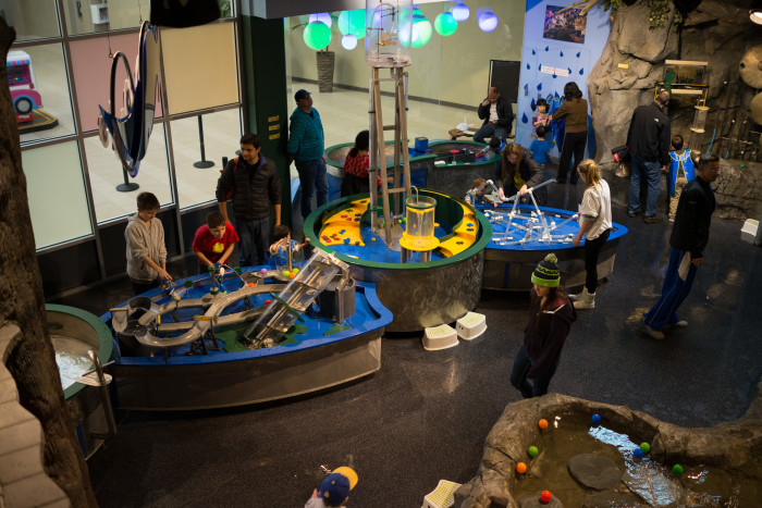 3. A place the kids will like  -  KidsQuest Children's Museum in Bellevue